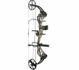 Bear Archery Cruzer G2 Compound Bow with RealTree Edge Finis