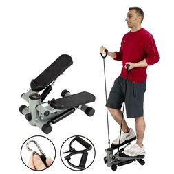 sports aerobic fitness step air stair climber