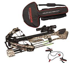 Winchester Stallion Crossbow in Reaper Buck Camo with Evolut