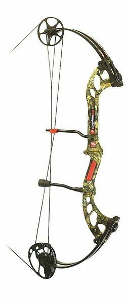 PSE Stinger X Compound Bow 60# RH Mossy Oak Break-Up Country
