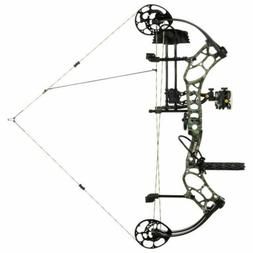 Bear Archery Threat RTH Compound Bow 60/70lbs 2 Colors Avail