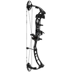 Quest Thrive Bow Package Black 60 Lbs. Left Hand