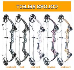 "Topoint M1 Archery Compound Bow Hunt Sport 19-30""/19-70Lbs 3"