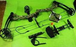 tremor compound bow rth realtree