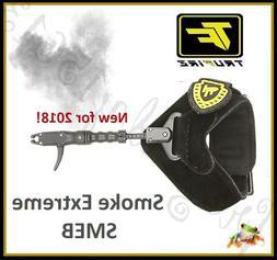 TRUFIRE Smoke Extreme Buckle Bow Release - Black - SMEB - Au