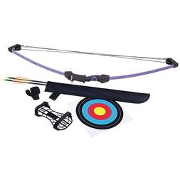 Crosman Upland Compound Bow Archery Se, Purple