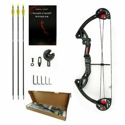 US Compound Bow 15-29LBS Right Hand Hunting Archery Target W
