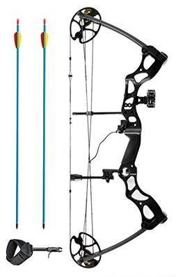 "XGear Right Hand Compound Bow 50-70lbs 25""-31"" Archery Hunti"