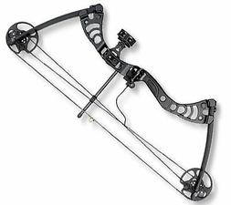 Velocity Youth Archery Race 4x4 Compound Bow Package, Reaper