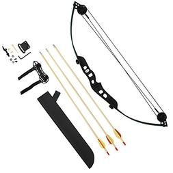 Scuba Choice Youth Compound Bow Arrows & Quiver Package Set