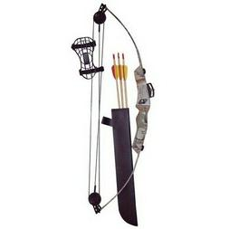 SA Sports 6305648 Elk Compoun Youth Bow Set 564