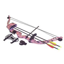 SA Sports Majestic Youth Compound Recurve Bow Set 566, Right