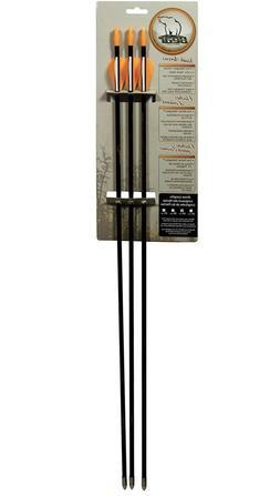 Bear Archery Youth Safety Glass Vaned Arrows/High Flex *1 Ta